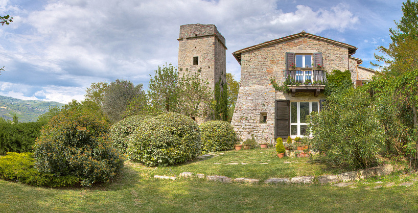 Marvelous property with tower