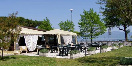 Restaurant near Trasimeno Lake