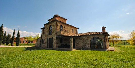 Wonderful stone farmhouse